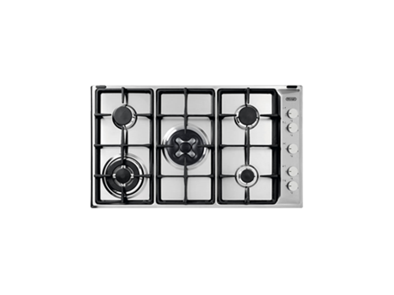 Gas Cooktop with Wok Burner - 90cm - DEGH90W