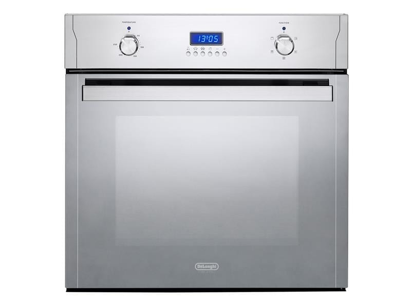 DeLonghi 60cm 7 Function Pyrolytic Built-in Project Oven DE607PSCP