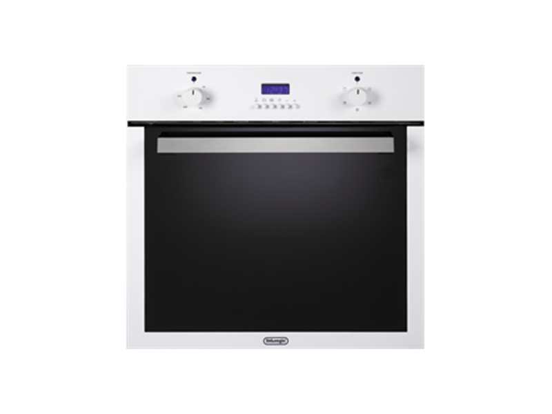 White Multifunction In-Built Oven - 60cm - DE605MW