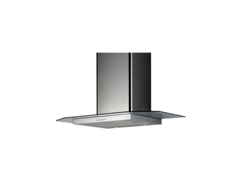 Glass Canopy Rangehood - 90cm DEPV90