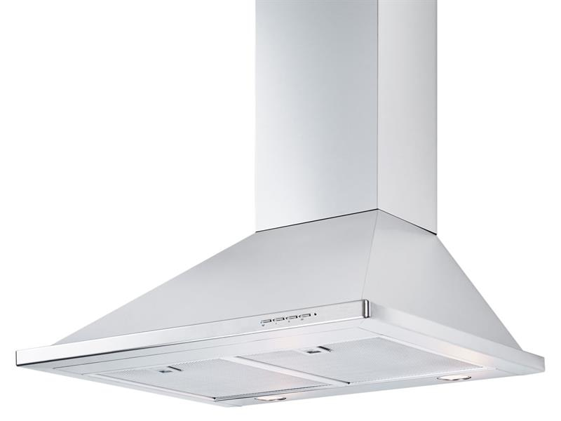 Factory Second: Stainless Steel Canopy Rangehood - 60cm DEBETA60