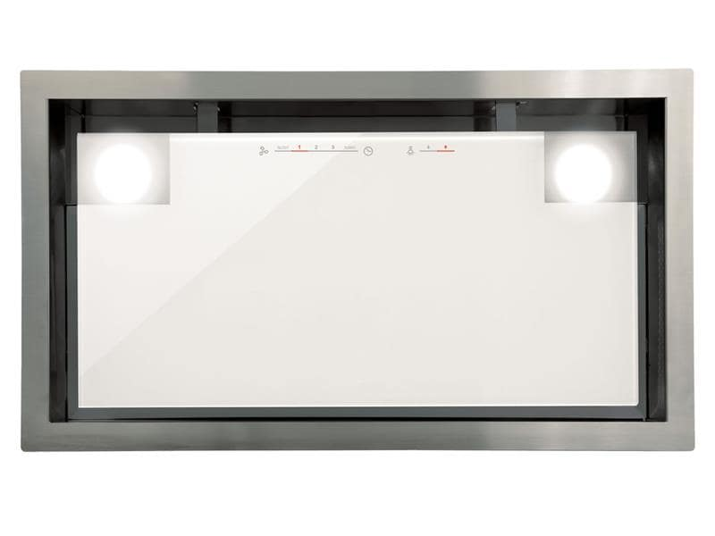 DeLonghi Undermount Rangehood 90cm Stainless Steel DEDUAL90