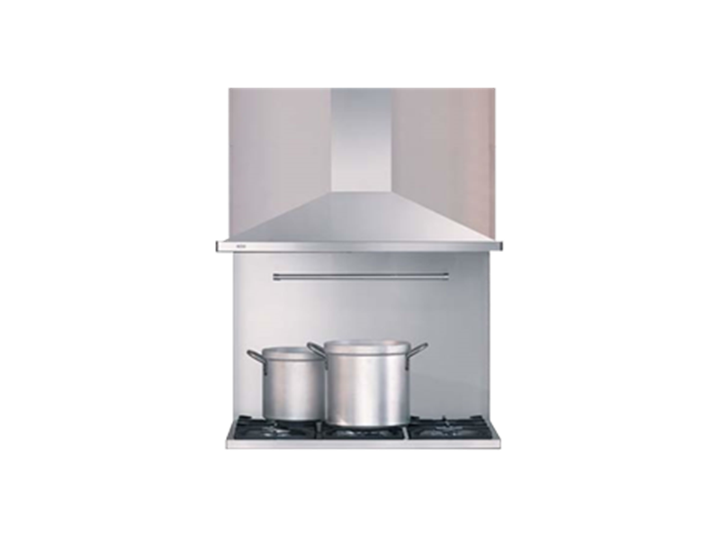 Stainless Steel Splashback - 70cm SP70X