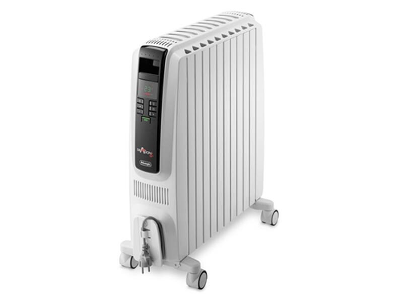 Dragon4 Oil column Heater with Timer - TRD4 2400ET
