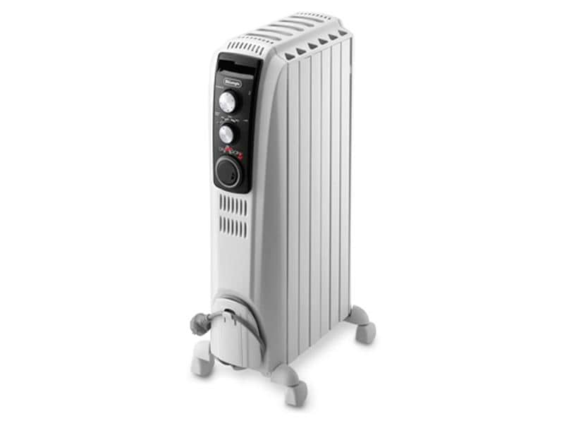 DeLonghi Dragon4 Oil Column Heater with Timer TRD4 1200MT