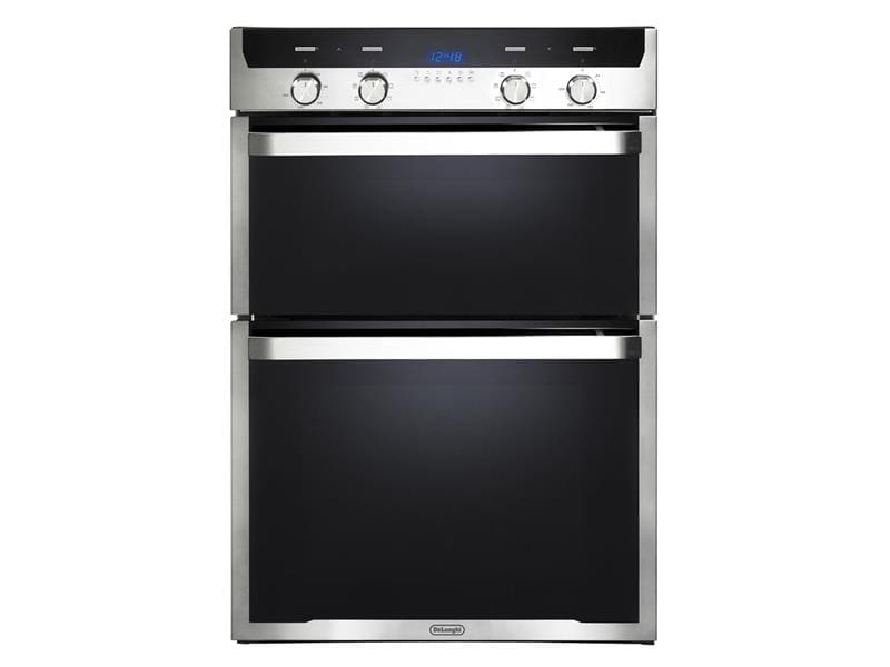 DeLonghi 60cm Multi Function Double Wall Oven DEL6038D