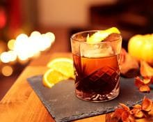 Amaretto Old Fashioned