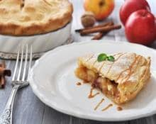 apple pie (tourte à la pomme)