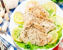 CHICKEN BREAST WITH LEMON AND THYME