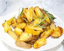 Patate fritte alle erbe